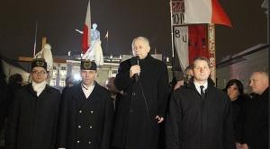 kaczyński kolejna miesięcznica
