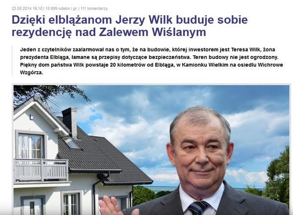pisowski prezydent wilk