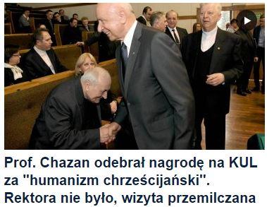 chazanOdebrałNagrodę
