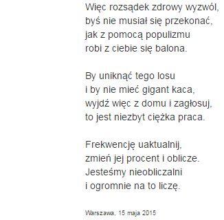 Duda I Jego Dyktatura Ewangelii Oraz Mistrz Wojciech