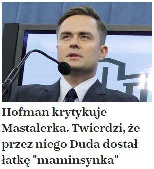 hofmanKrytykujeMastalerka