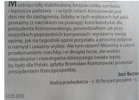 politykapopieraKomorowskiego