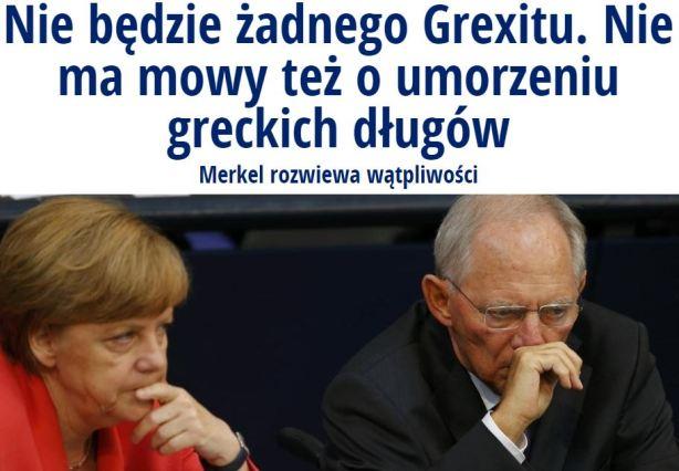 nieBędzieŻadnegoGrexitu