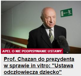ProfChazanDoPrezydenta
