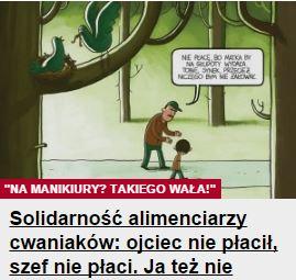 solidarnośćAlimenciarzy