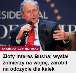 złotyInteresBusha