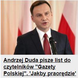 andrzejDudaPisze