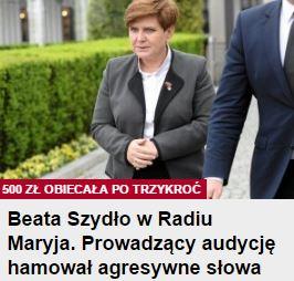 beataSzydłowRadiuMaryja