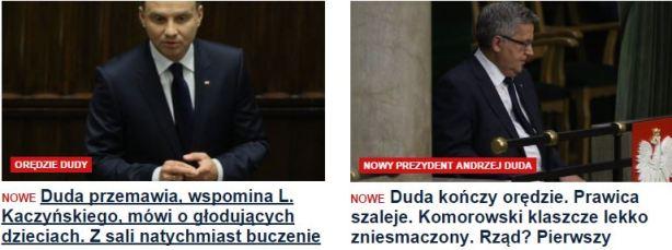 dudaPrzemawia