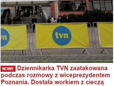 dziennikarkaTVN