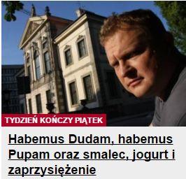 habemusDudam