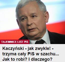 kaczyńskiJakZwykle