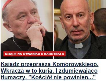 ksiądzPrzeprasza