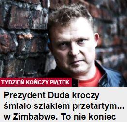 prezydentDudaKroczy
