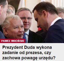 prezydentDudaWykonaZadanie