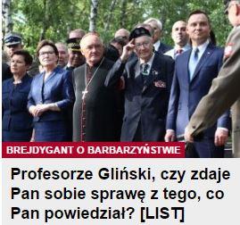 profesorzeGliński