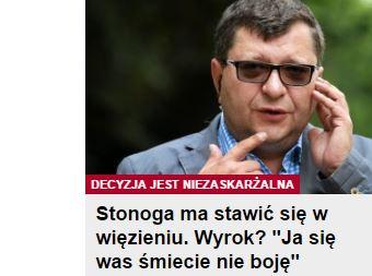 stonogaMaSięStawić