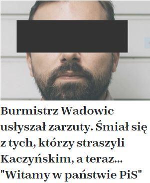 burmistrzWadowic