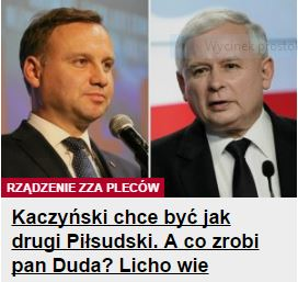 kaczyńskiChcebyć