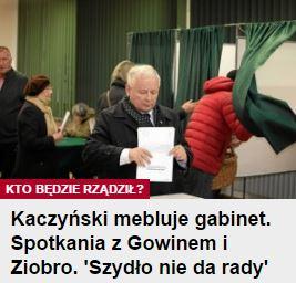 kaczyńskiMeblujeGabinet