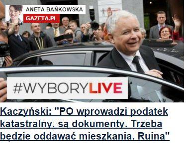 kaczyńskiPOwprowadzi