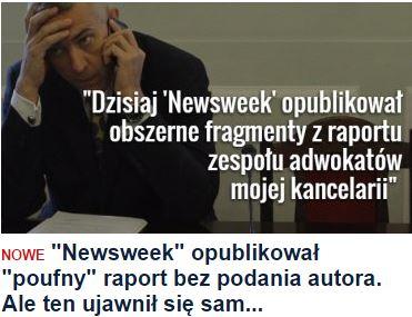 newsweekOpublikował