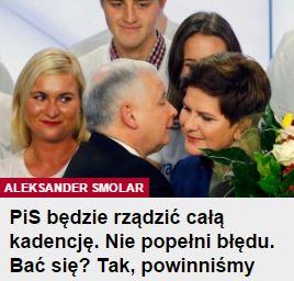 piSBędzieRządzić