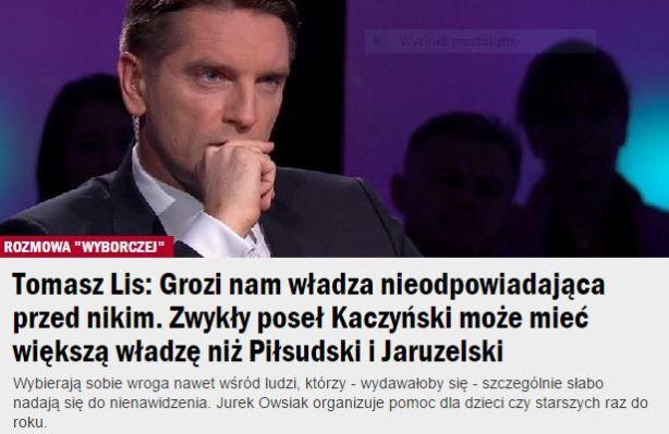 tomaszLisGroziNam