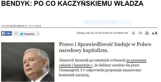 bendykPoCoKaczyńskiemu