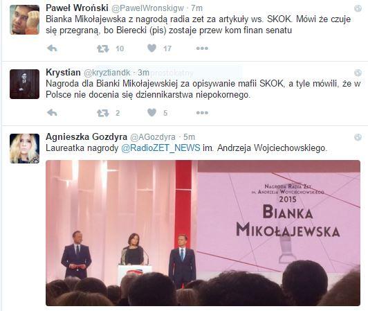 biankaMikołajewskazNagrodą