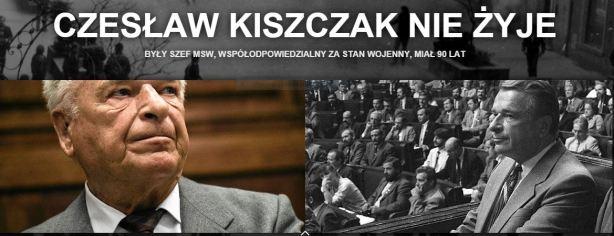 czesławKiszczak