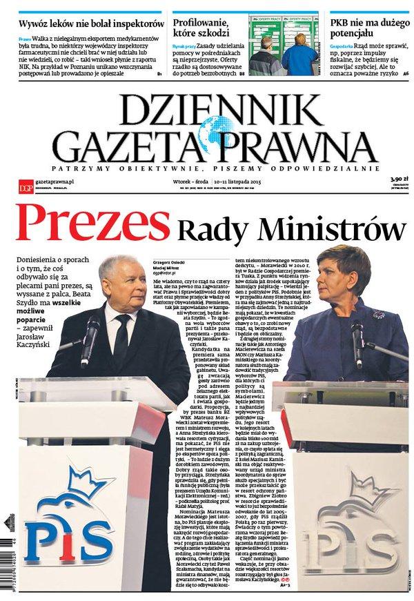 dziennikGazetaPrawnaRządPiS