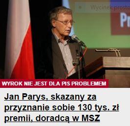 janParys