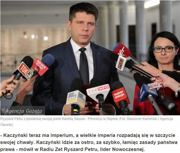kaczyńskiTerazMa