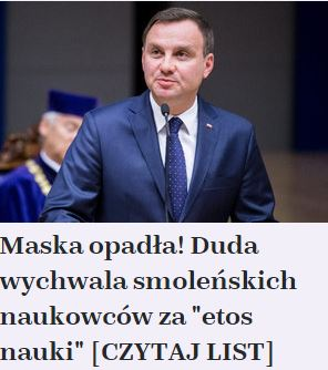 maskaOpadła