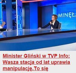 ministerGliński