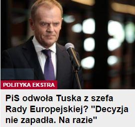 pisOdwołaTuska1
