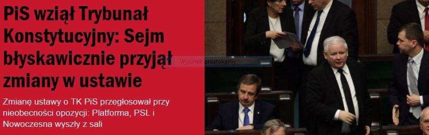 piSwziąłTrybunałKOnstytucyjny