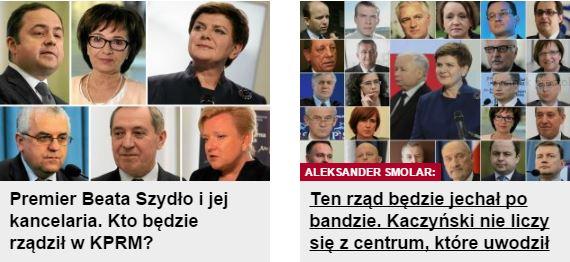 premierBeataSzydło