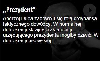prezydentAndrzejDudaZadowolił