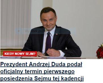 prezydentDudaPodał