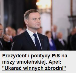 prezydentIpolitycyPiS