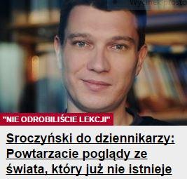 sroczyńskiDoDziennikarzy