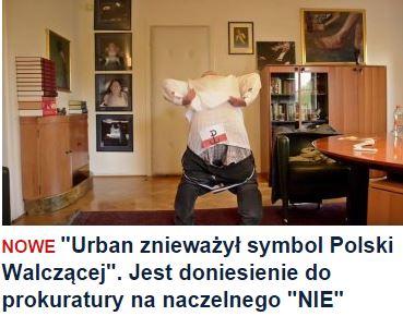 UrbanZnieważył