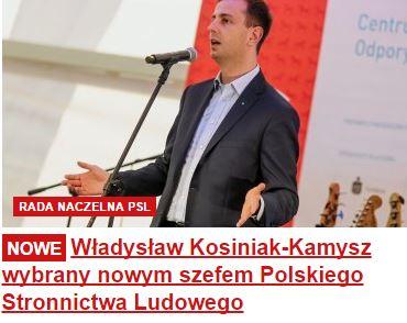 WładysławKosiniakKamysz