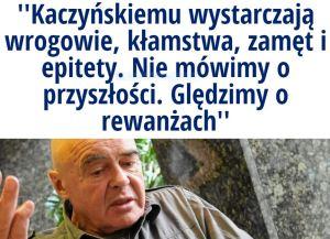 kaczyńskiemu