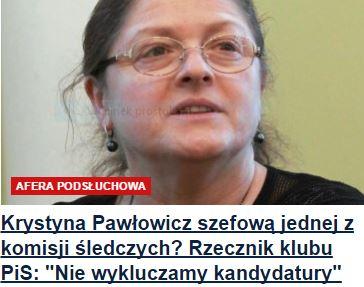 krystynaPawłowicz