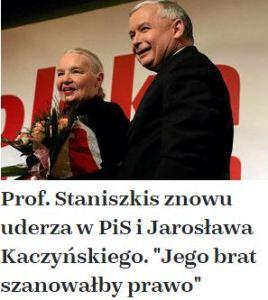 profStaniszkisZnowu