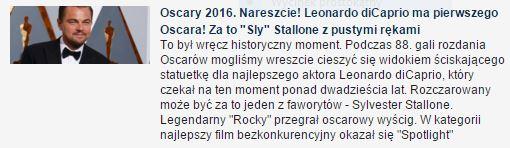 oskary2016