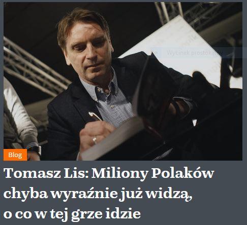 tomaszLisMiliony
